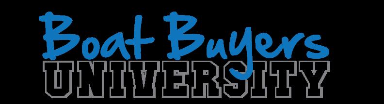 Boat Buyers University